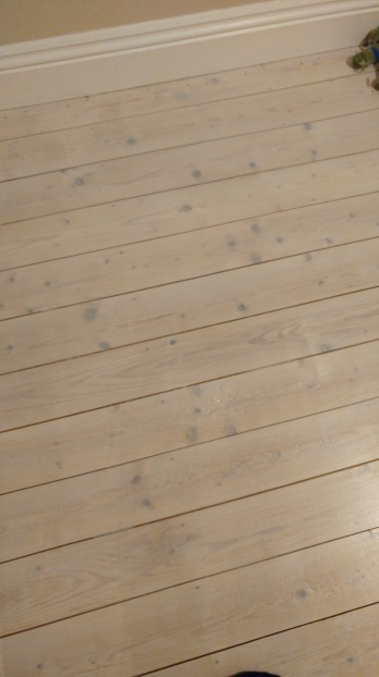 Refreshed Floorboards