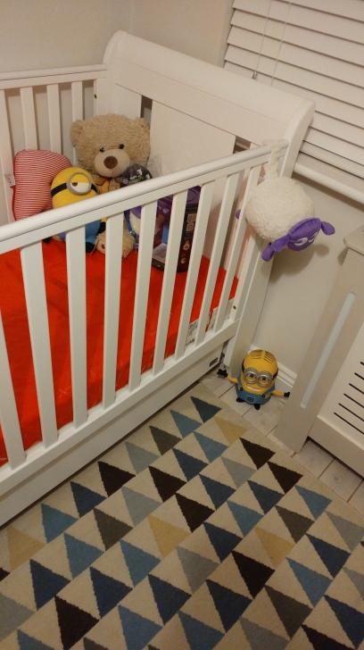 Tutti Bambini Crib